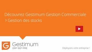 Gestimum Gestion des Stocks