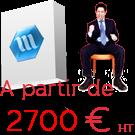 Wavesoft GRC/CRM Edition Entreprise à partir de 2700€