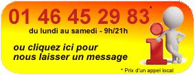 SOGIX ISSY-les-Moulineaux (92130) - 01 46 45 29 83 - du lundi au samedi de 9h à 21h